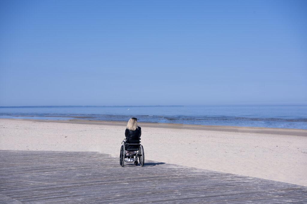 La lista delle spiagge accessibili in sardegna