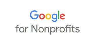 Logo Google per il no-profit