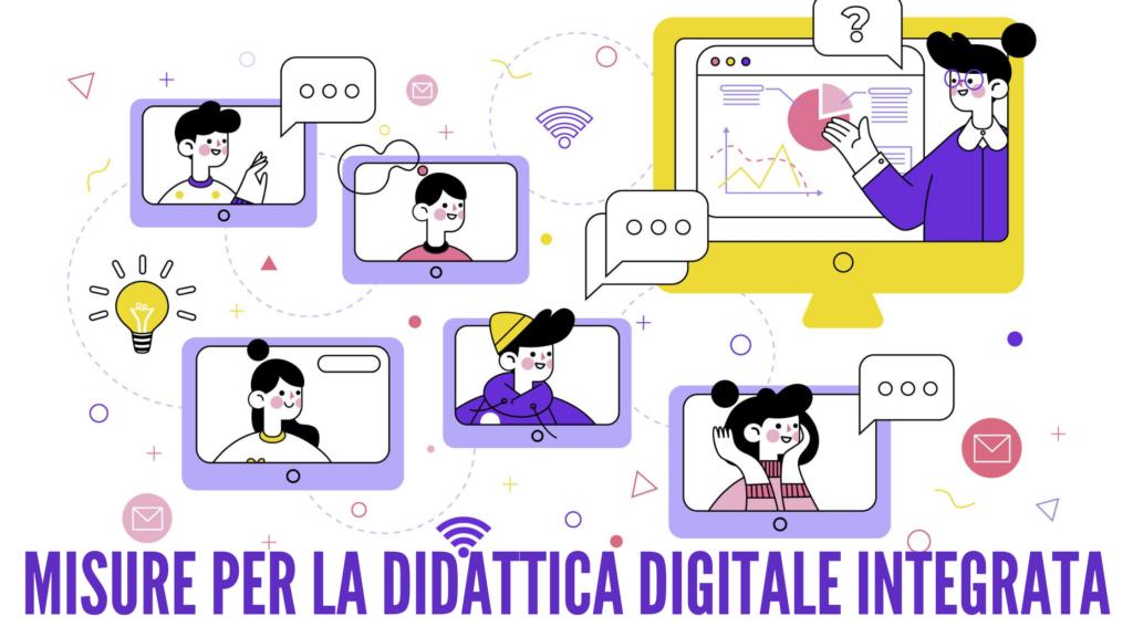 Misure per la Didattica Digitale Integrata