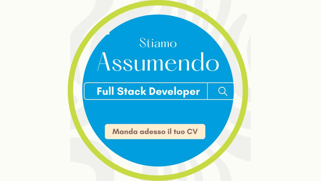 LinkAbili sta cercando un Full Stack Developer per la sede di Cagliari